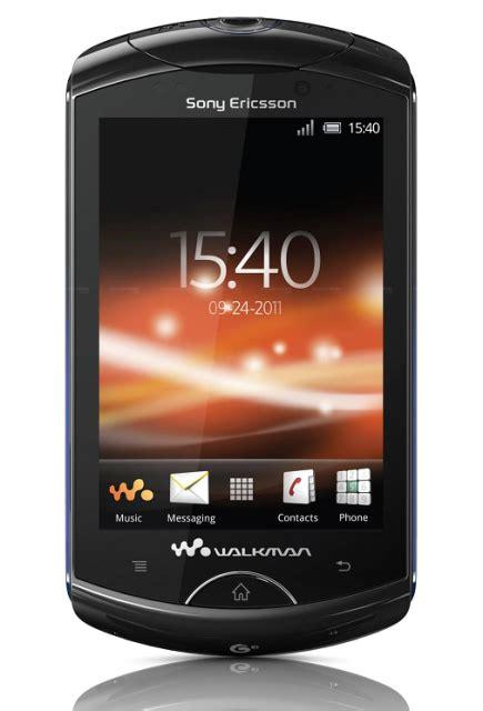 Handphone Sony Ericsson Android sony ericsson seri w walkman lihat handphone