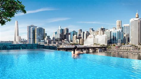 Here's What The New Sofitel Being Built In Sydney's Darling Harbour Will Look Like Business