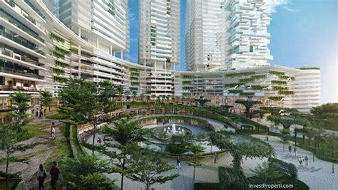 K2 Park Sunken Plaza Mall Gading Serpong