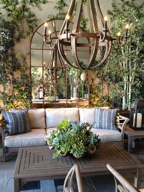 beautiful outdoor patio outdoor living pinterest how to decorate your interior with green indoor plants and