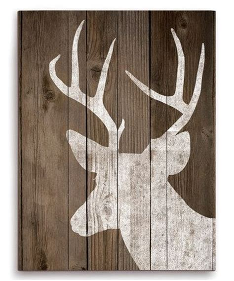 deer patterns and wood wall design on pinterest les 25 meilleures id 233 es de la cat 233 gorie d 233 cor de t 234 te de