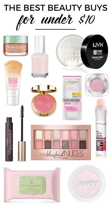 10 Drugstore Make Up Picks That Wont The Bank by Makeup 10 Style By Modernstork