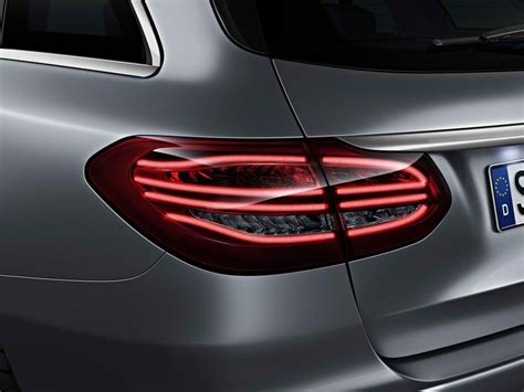 class a light a look at the different tail light systems of the mercedes