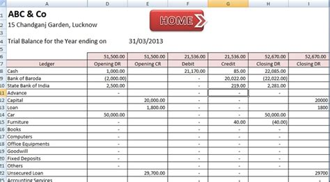 accounting template excel abcaus excel accounting template