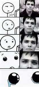 My chemical romance gerard way during i don t love you my chemical
