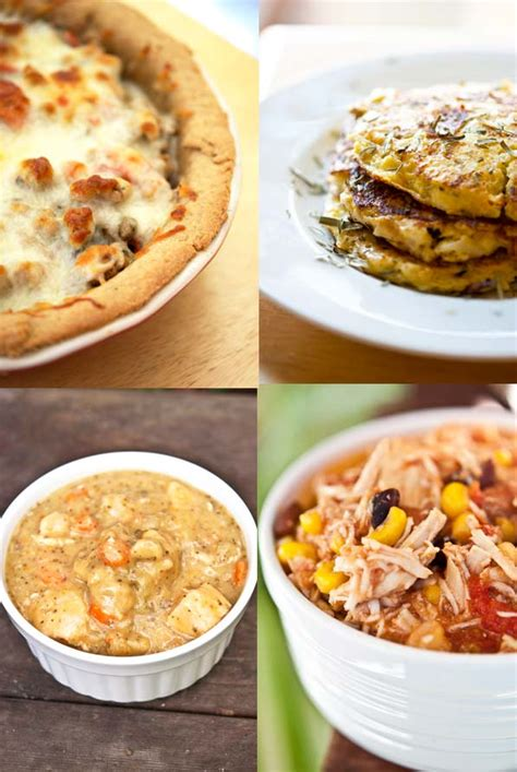 Recipes From The Pantry by Clean Thursday Recipe Linkup Winter Family Dinners