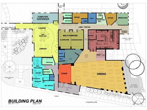 recreation center floor plan community center floor plan common house floor plans