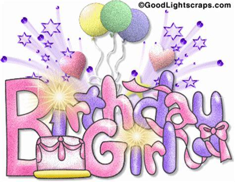 Happy Birthday Wishes Animation Birthday Glitter Graphics Animated Bday Orkut Scraps