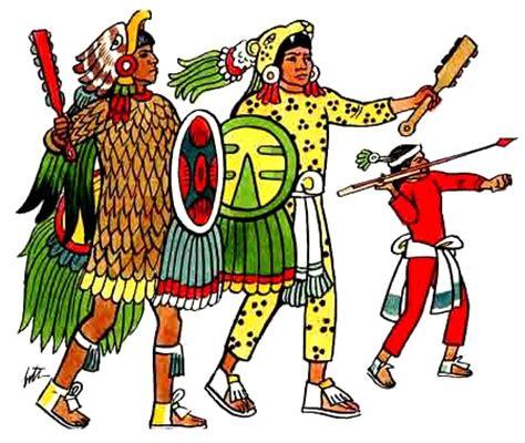 imagenes de nobles aztecas argoth el errante guerreros mexica
