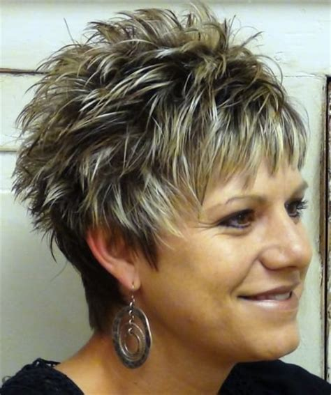spiky haircuts for older women classy hairstyles for older women