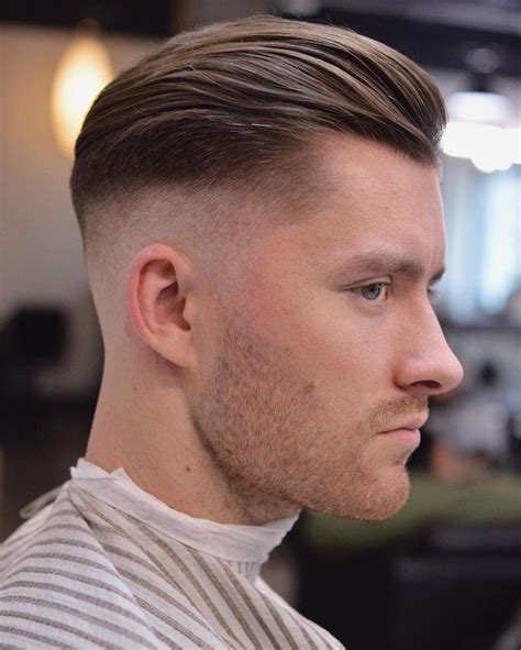 hair side part thin ugly 25 best ideas about pomade hairstyle men on pinterest