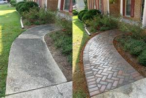 Concrete Vs Paver Patio Landscape Ideas Pavers Vs Concrete Minneapolis Paver Design Spear S Landscape