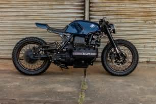 bmw k100 cafe racer by retrorides bikebrewers