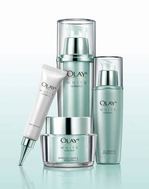Olay White Radiance Series all puffed up october 2010