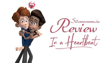 in a heartbeat in a heartbeat review animation on