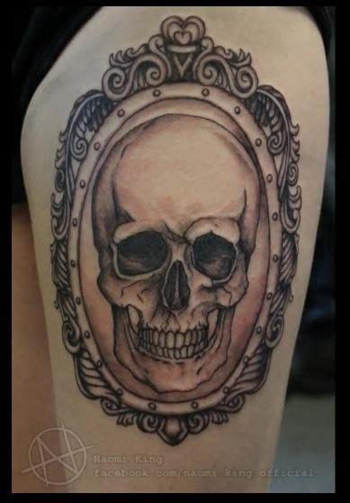cameo tattoo skull cameo tattoos