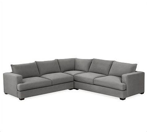 l shaped grey sofa hton upholstered 3 piece l shaped sectional textured