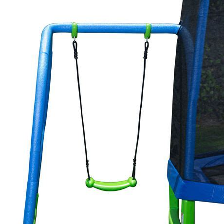 jump and swing set trainor sports my first jump and swing set walmart ca