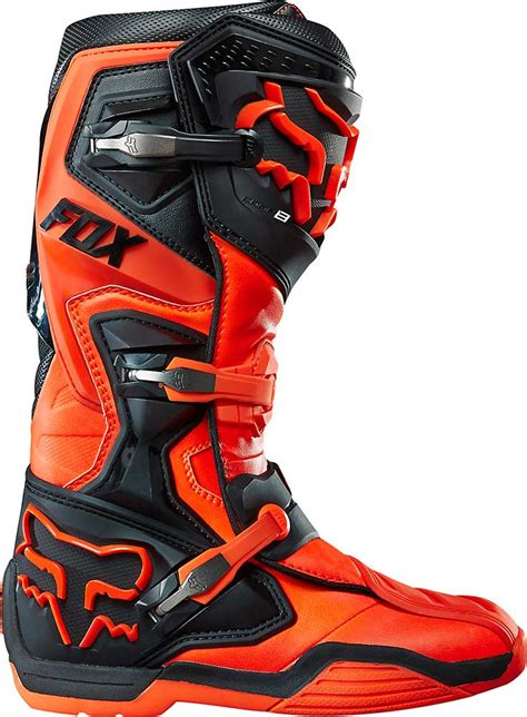 dirt bike riding boots mens 2016 fox racing comp 8 boots motocross dirtbike mx atv