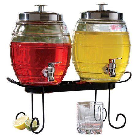 Viera Glass Dispenser 4 L Others beverage dispenser walmart