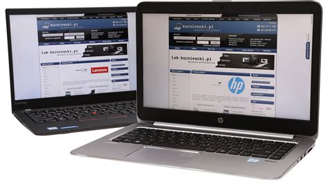 Hp Lenovo G3 lenovo thinkpad x1 carbon 5 vs hp elitebook folio 1040 g3 najwy蠑szy poziom mobilno蝗ci lab