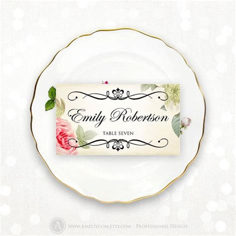 editable place card template thanksgiving best 25 printable place cards ideas on free