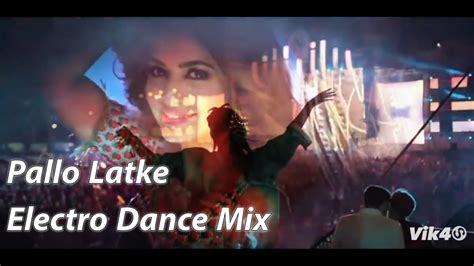 tutorial dance on pallo latke pallo latke remix electro dance mix 2017 dj vik4s