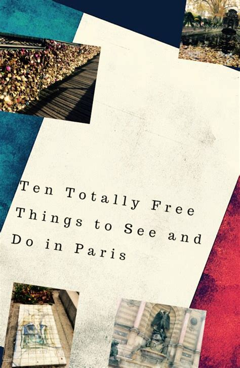 Fab Things For The Budget Conscious by Ten Totally Free Things To See And Do In For The