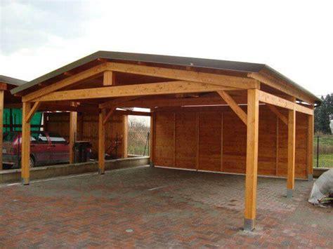 tettoie x auto tettoie in legno per auto cool tettoia per auto cover e