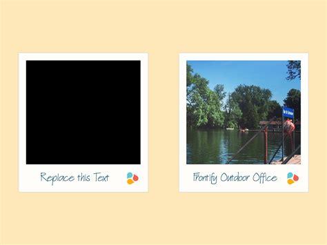 polaroid template sketch freebie download free resource