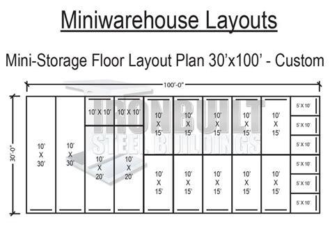 warehouse layout advantages self storage unit floor plans mini storage advantages