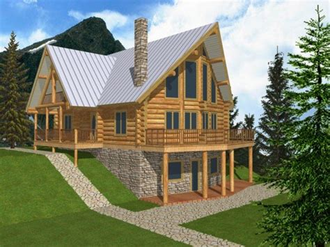 lodge style home plans log cabin home plans with basement tiny romantic cottage