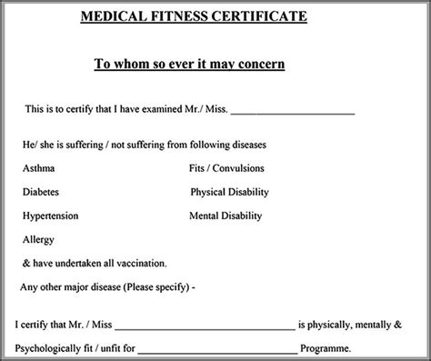 Excuse Letter Allergy use doctors note template to survive