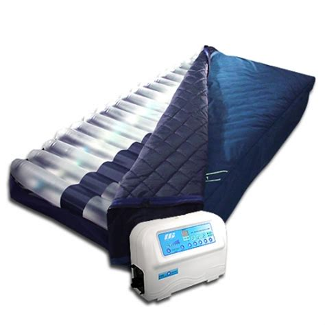 Micro Air Mattress by Ruby 8 System Caremed Supply Inc