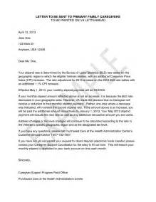 va nexus letter template news letter format best template collection