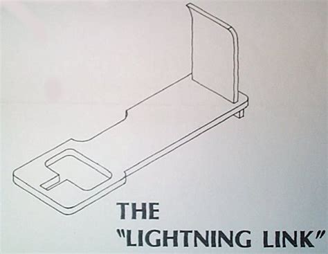 lightning link template lightning link step iges solidworks 3d cad model
