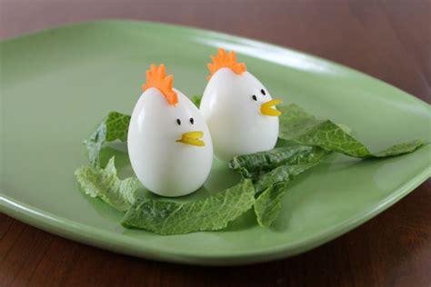 Gekochte Eier Dekorieren by With Food Three Ways To Decorate A Springtime Or
