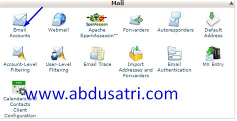 membuat email pribadi cara membuat email pribadi di cpanel danish f