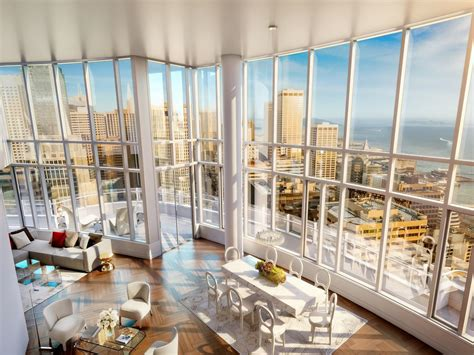 2 bedroom condo san francisco san francisco s new most expensive listing 49 million lumina penthouse