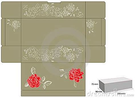 templates for decorative boxes decorative boxes box templates and free stock image on