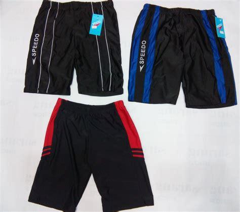 Celana Renang Speedo Endurance 7 Per 8 Hitam Putih jual celana renang merk speedo untuk dewasa sarang shop