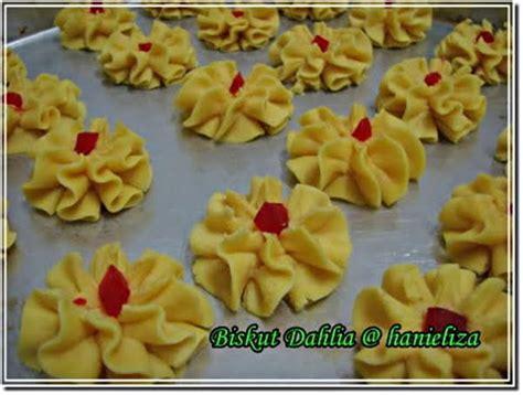 hanielizas cooking biskut dahlia