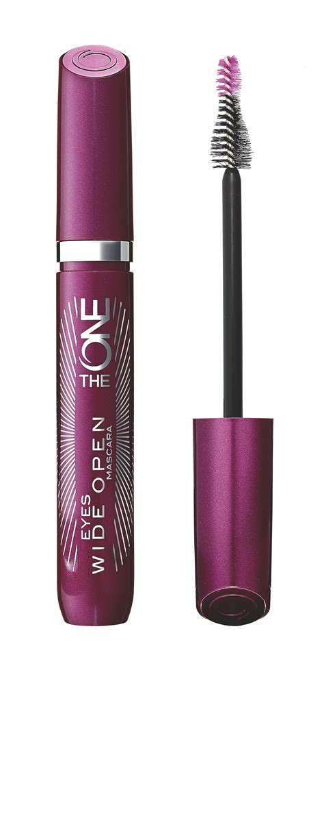 Eyeshadow The One Oriflame the one wide open mascara oriflame cosmetics