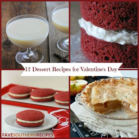 valentines recipes 12 recipes for s day desserts