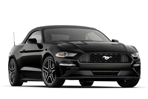 What Is Ford Ecoboost by 2018 Ford 174 Mustang Ecoboost Premium Convertible Sports Car