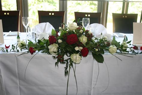 flowers on table white wedding table flowers www imgkid com the image