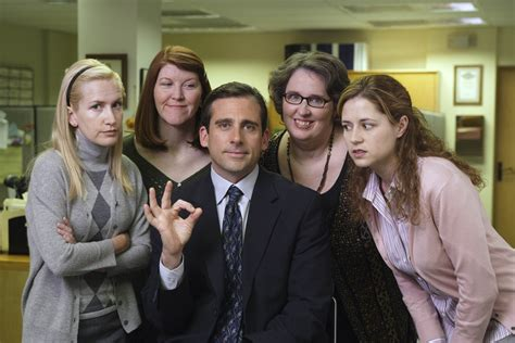 The Office Breaks Back by Coming Back From As Told By The Office