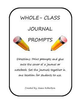 whole journal 25 best ideas about class journals on education journals narrative