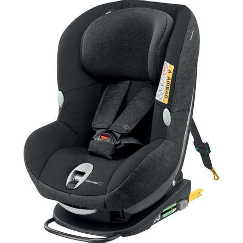 siege auto groupe 0 1 bebe confort si 232 ge auto milofix nomad black groupe 0 1 de bebe