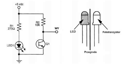 dioda ir jak działa dalmierz ir do robota elektroda pl